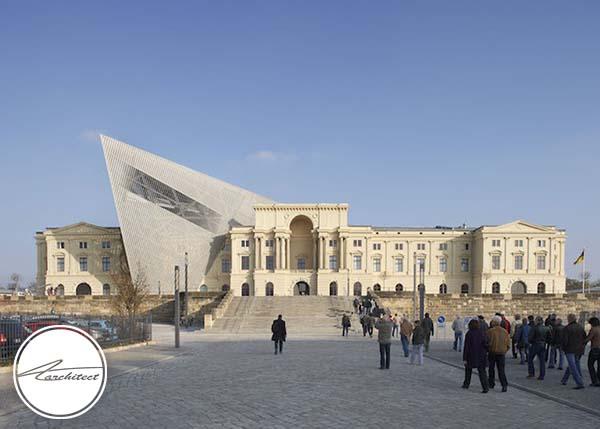 دانیل لیبسکیند -برترین معماران جهان