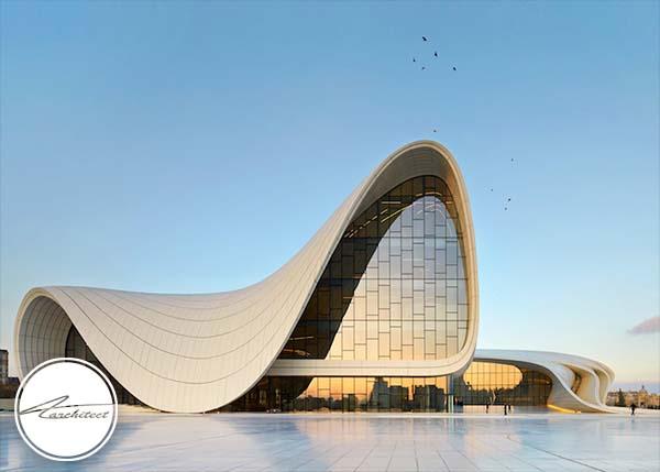 زها حدید-برترین معماران جهان