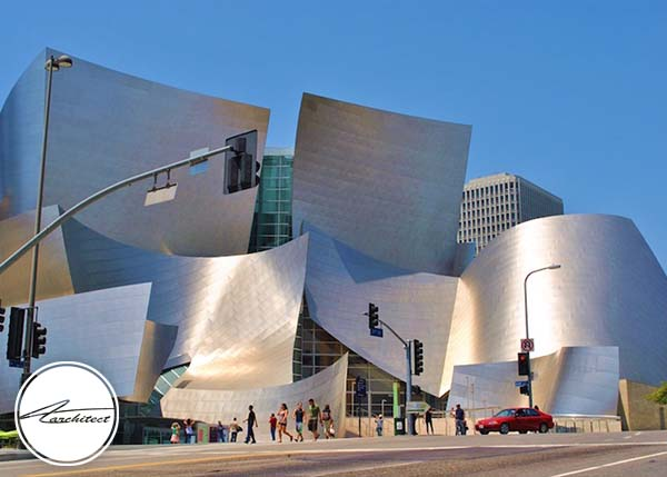 فرانک جیری-برترین معماران جهان