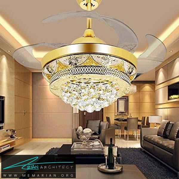 لوستر خود را مطابق با سبک خانه تان و ملزومات قرار دهید -کاربرد لوستر در دکوراسیون