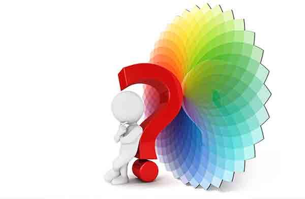 ارتباط با رنگ و هارمونی رنگ ها چیست؟