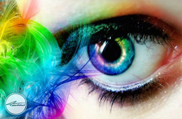 دیدن رنگ ها