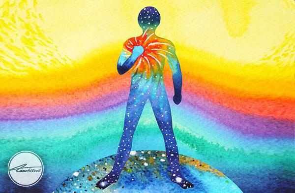 دیدن رنگ ها از طریق ادراک