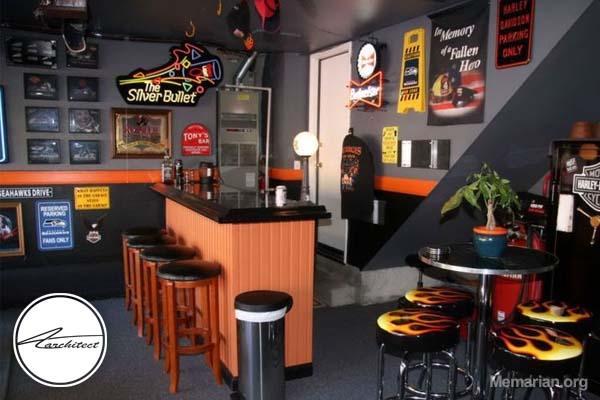 طراحی داخلی رستوران و فست فود