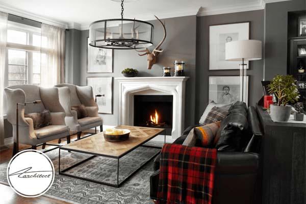 استفاده از گرمای خورشید و نگهداری آن در فضای خانه -گرم کردن خانه در زمستان
