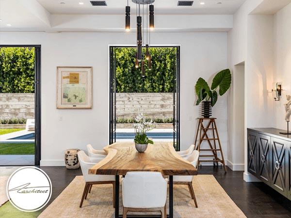 برای تزئین دکوراسیون خانه تان، از گیاهان کمک بگیرید -روشنایی فضای داخلی