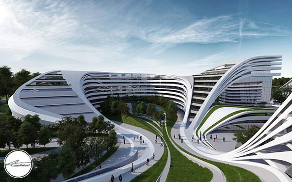 معماری مدرن و نوین