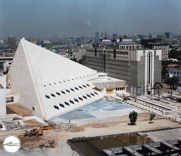 تاریخچه معماری مدرن