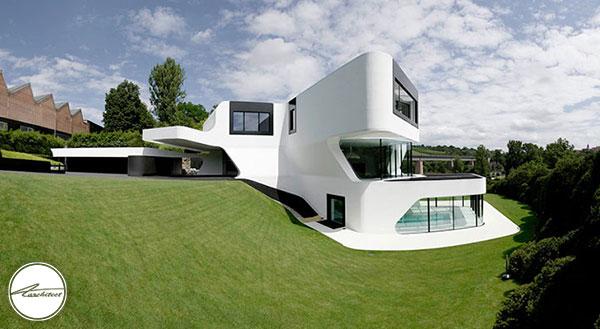 شباهت ها و تفات های معماری مدرن و پست مدرن