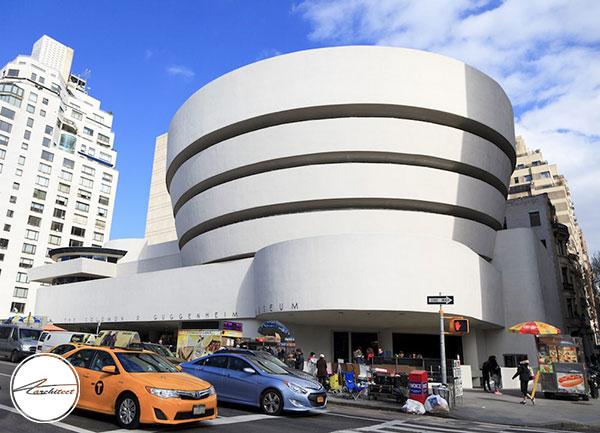 ویژگی های معماری مدرن