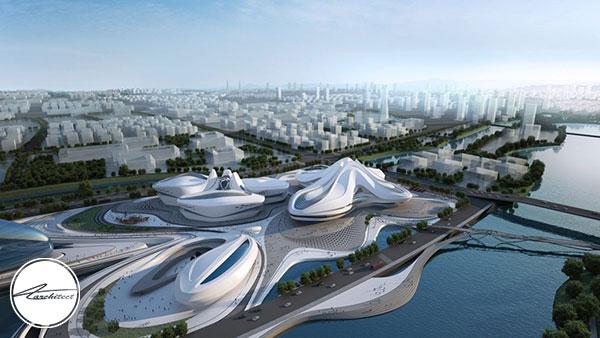 ساختار های معماری مدرن
