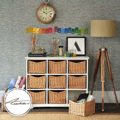 برای نظم دادن به سایر ملزومات خود در ورودی، چاره ای کاربردی بیاندیشید-سازماندهی ورودی خانه
