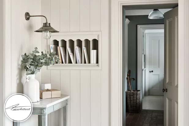 به کاغذها و همچنین قبض های خانه تان نظم داده و آن ها را سازماندهی کنید -سازماندهی ورودی خانه