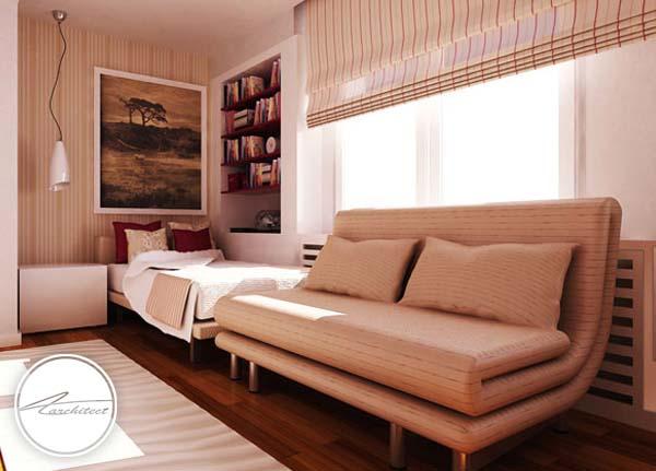 اتاق خواب نوجوان -اتاق خواب آرامش بخش