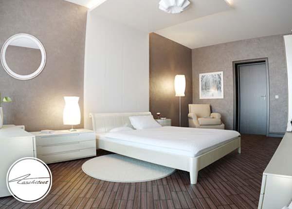 دکوراسیون اتاق خواب راحت -اتاق خواب آرامش بخش