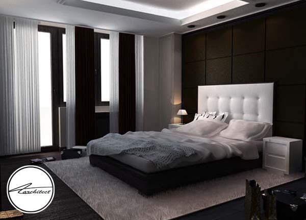 دکوراسیون اتاق خواب آرامش بخش کلاسیک -اتاق خواب آرامش بخش