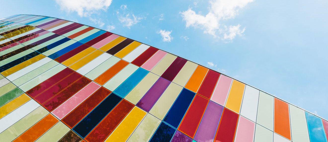 علم ترکیب رنگ ها و چگونگی دیدن رنگ ها
