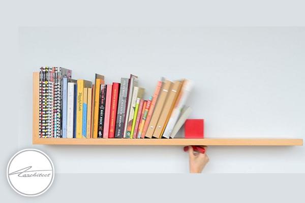 طبقه بندی کتاب ها و جمع کردن آن ها در یک مکان -آموزش خانه تکانی