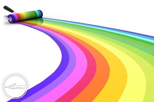 رنگ دکوراسیون تان را در آخرین مرحله انتخاب کنید -بهبود دکوراسیون منزل