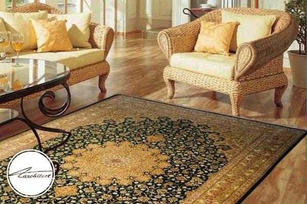 به موقعیت مبل و فرش نسبت به یکدیگر توجه کنید -بهبود دکوراسیون منزل