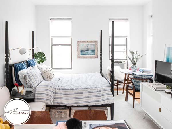 ایده های خلاقانه خودتان را در دکور اتاق خواب تان عملی کنید -دکوراسیون داخلی اتاق خواب