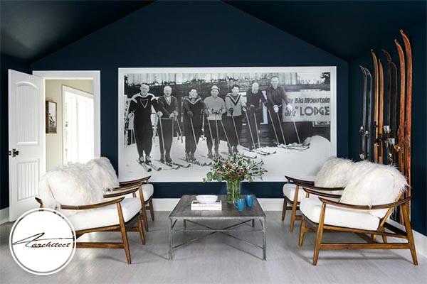 نصب تصاویر به یاد ماندنی روی دیوار - دکوراسیون داخلی مدرن