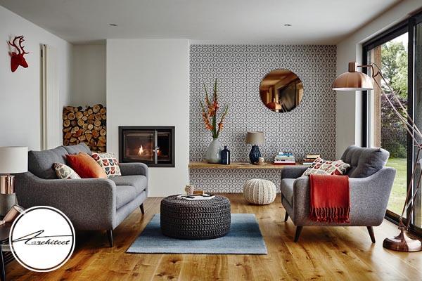 استفاده چند منظوره از فضاهای خانه -بزرگ نشان دادن خانه کوچک