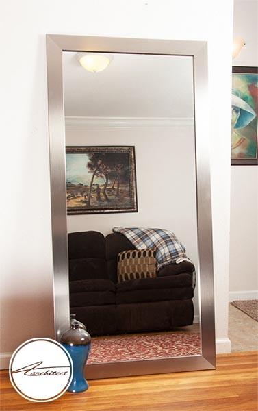 استفاده از آینه در فضاهای بسته -بزرگ نشان دادن خانه کوچک