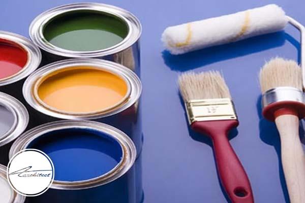 عدم استفاده اصولی از رنگ ها -اشتباهات رایج در دکوراسیون