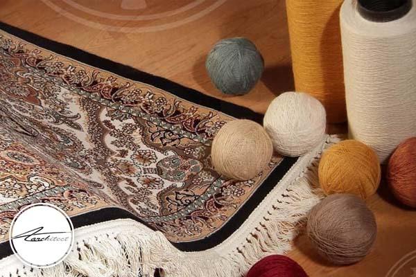 عدم توجه به رنگ و مدل فرش هنگام خرید -اشتباهات رایج در دکوراسیون