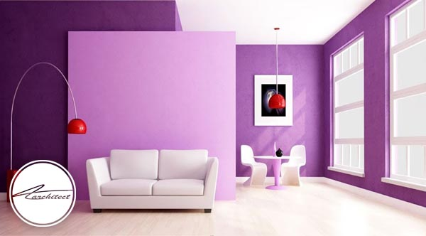 کاربرد و ویژگی های رنگ های سرد در خانه