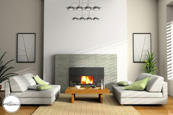 فنگ شویی خانه با جهت گیری صحیح عناصر
