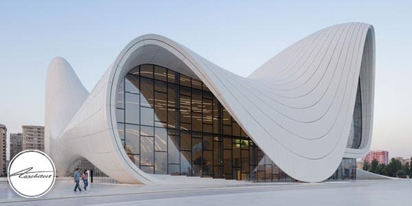 معماری سیال یا غیر خطی چه ویژگی هایی دارد؟