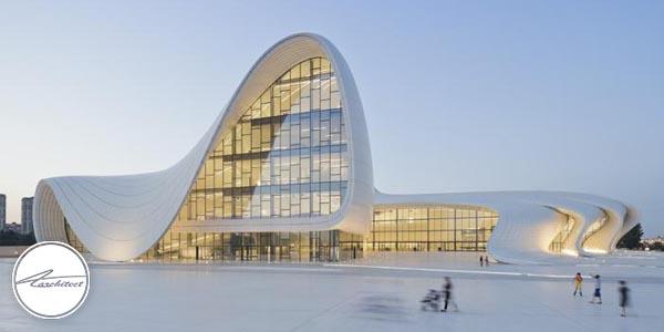 معماران فعال در معماری غیر خطی یا سیال