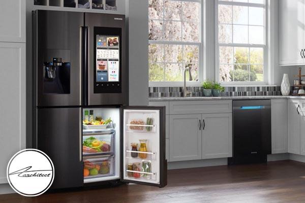 داخل یخچال تان را با دقت تمیز نمایید-تمیز کردن خانه