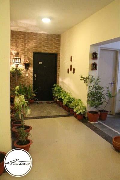 نظم و ترتیب در ورودی خانه-بازسازی دکوراسیون داخلی