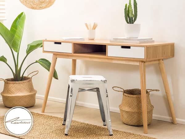 خلوت کردن میز تحریر-بازسازی دکوراسیون داخلی