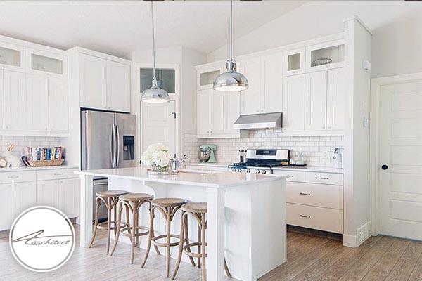 طرح های دکوراسیون آشپزخانه در سال 2019 (4)