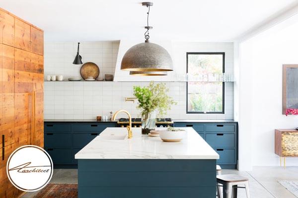 طرح های دکوراسیون آشپزخانه در سال 2019 (2)