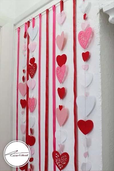 ایده های عاشقانه دکوراسیون روز ولنتاین (20) - دکوراسیون ولنتاین