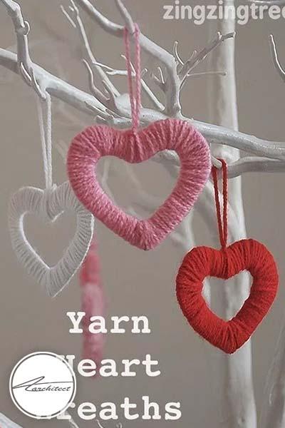 ایده های عاشقانه دکوراسیون روز ولنتاین (18) - دکوراسیون ولنتاین