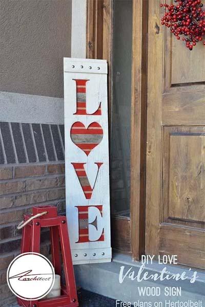 ایده های عاشقانه دکوراسیون روز ولنتاین (15) - دکوراسیون ولنتاین