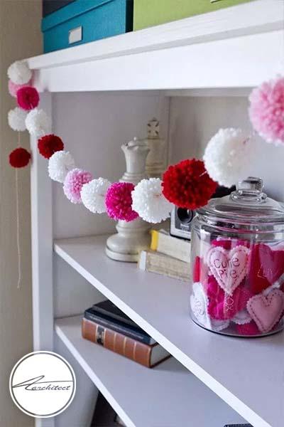 ایده های عاشقانه دکوراسیون روز ولنتاین (13) - دکوراسیون ولنتاین