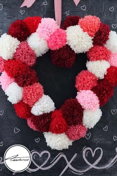 ایده های عاشقانه دکوراسیون روز ولنتاین (11) - دکوراسیون ولنتاین