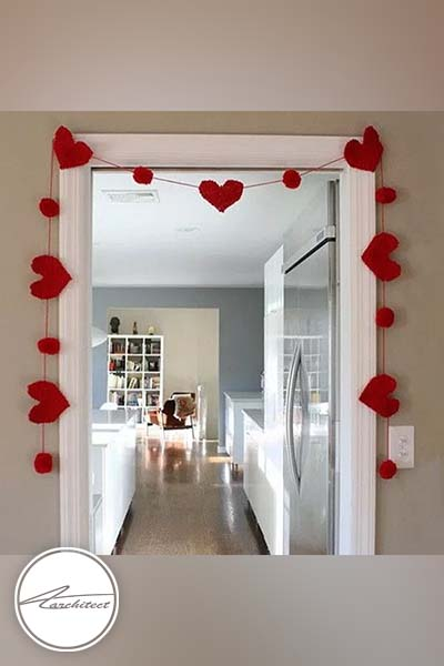 ایده های عاشقانه دکوراسیون روز ولنتاین (10) - دکوراسیون ولنتاین