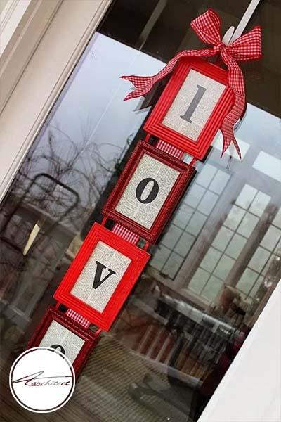 ایده های عاشقانه دکوراسیون روز ولنتاین (4) - دکوراسیون ولنتاین