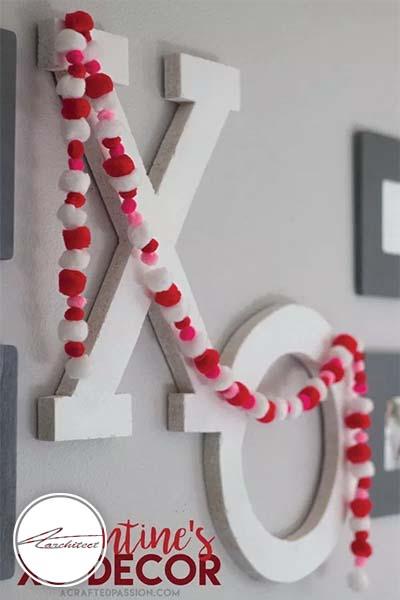 ایده های عاشقانه دکوراسیون روز ولنتاین (28) - دکوراسیون ولنتاین