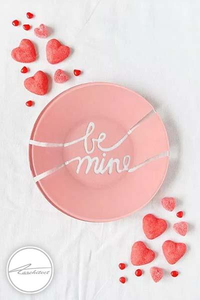ایده های عاشقانه دکوراسیون روز ولنتاین (27) - دکوراسیون ولنتاین