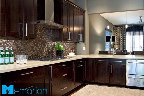 نکات مهم در نگهداری و استفاده ازکابینت در دکوراسیون آشپزخانه