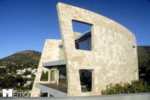 سنگ در معماری و کاربردهای آن (3)